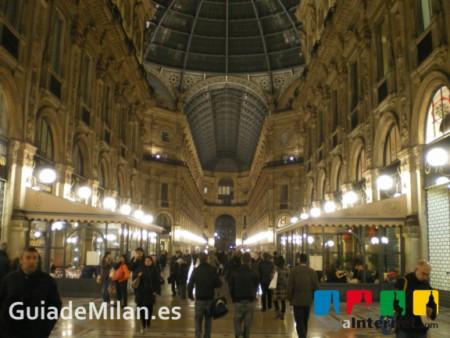 Galleria Vittorio Emanuele II - Milán en un día