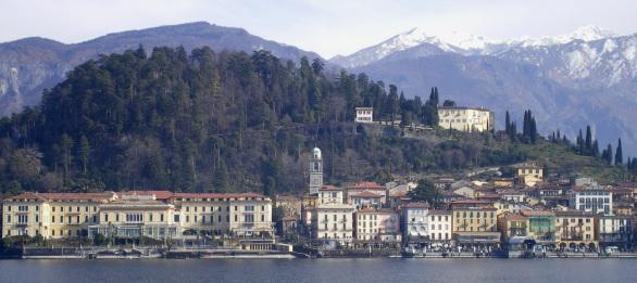 De Bergamo al Lago Como