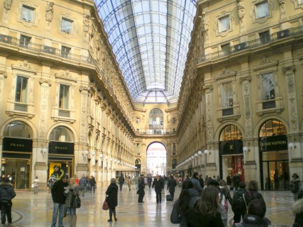 Milan compras