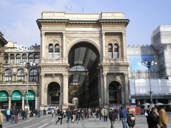 Galeria Vittorio Emanuele II