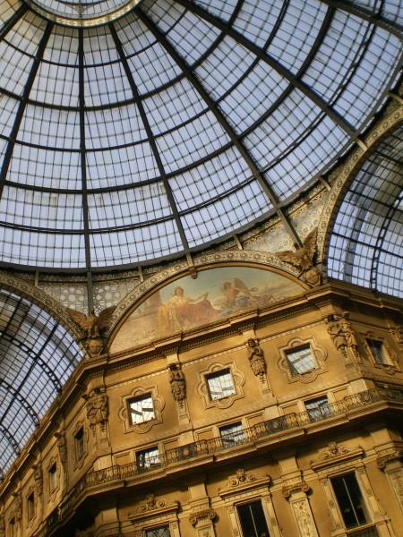 Galería Vittorio Emanuele II Milan